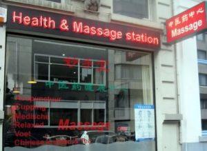 Chinese en Thaise Massage salons in de Provincie Antwerpen