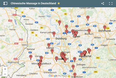 Bochum china massage Traditionelle China