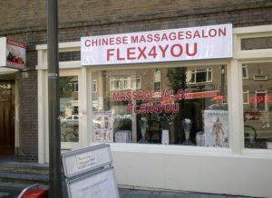 Massagesalons Noord Holland